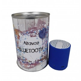 Altavoz radio bluetooth TEIFER en lata
